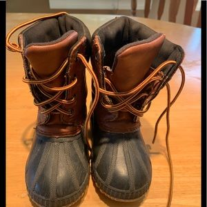 Gap boots insulated